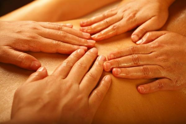 beauty - Sentido Vierhandenmassage